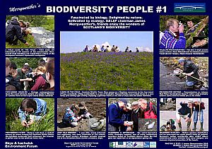 James Merryweather's Biodiversity People 1
