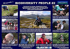 James Merryweather's Biodiversity People 2
